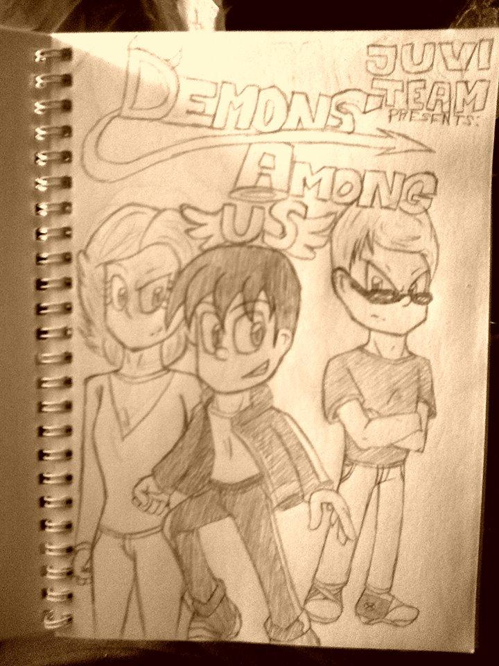 Demons Among Us Cover by KuraiJinx