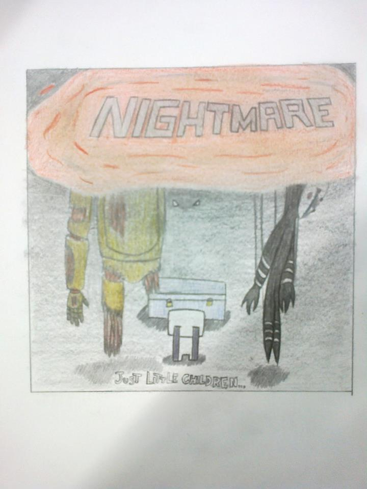 Nightmare: Just Little Children by KuraiJinx