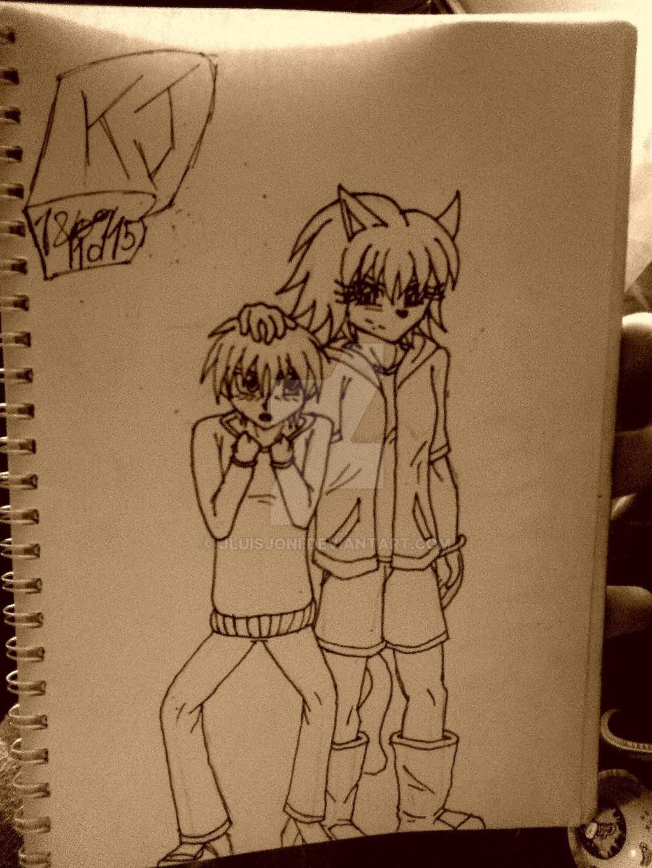 Brother and Sister? by KuraiJinx