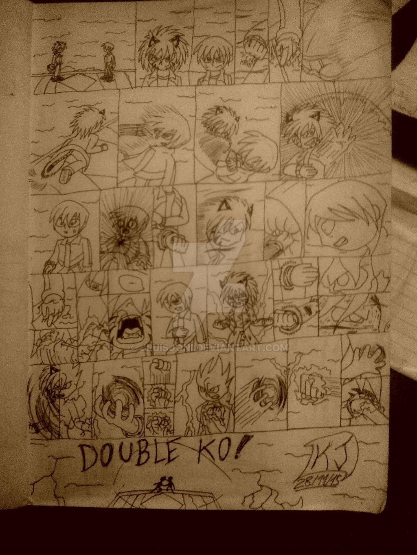Let The Battles Begin No 1 - KJ VS Juvi by KuraiJinx