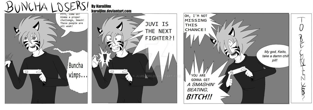 Buncha Losers! - Chapter 1 by KuraiJinx