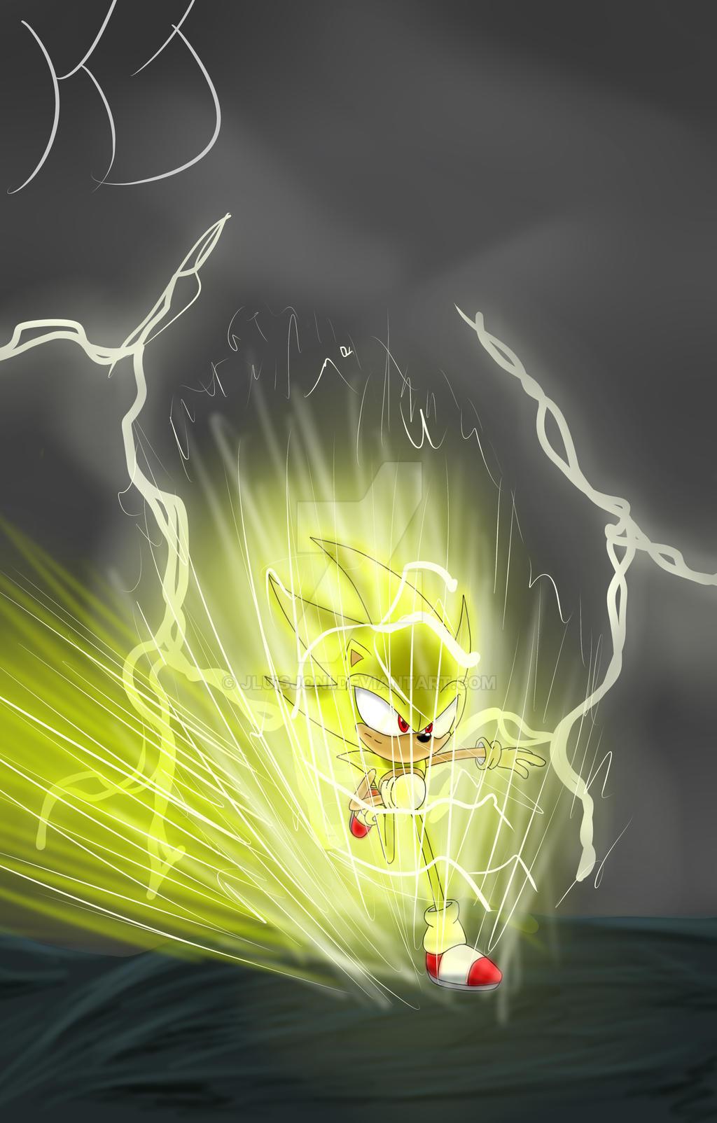A Super Sonic Remake by KuraiJinx