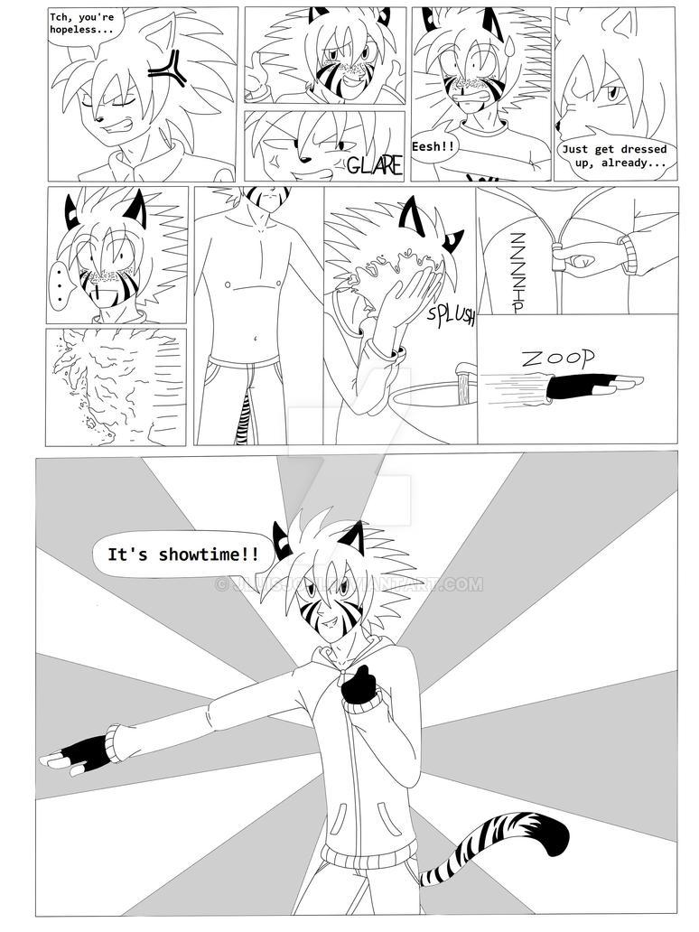 Kickass Jerks Page 2 by KuraiJinx