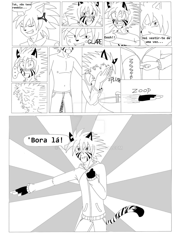 Kickass Jerks Page 2 PORTUGUESE by KuraiJinx