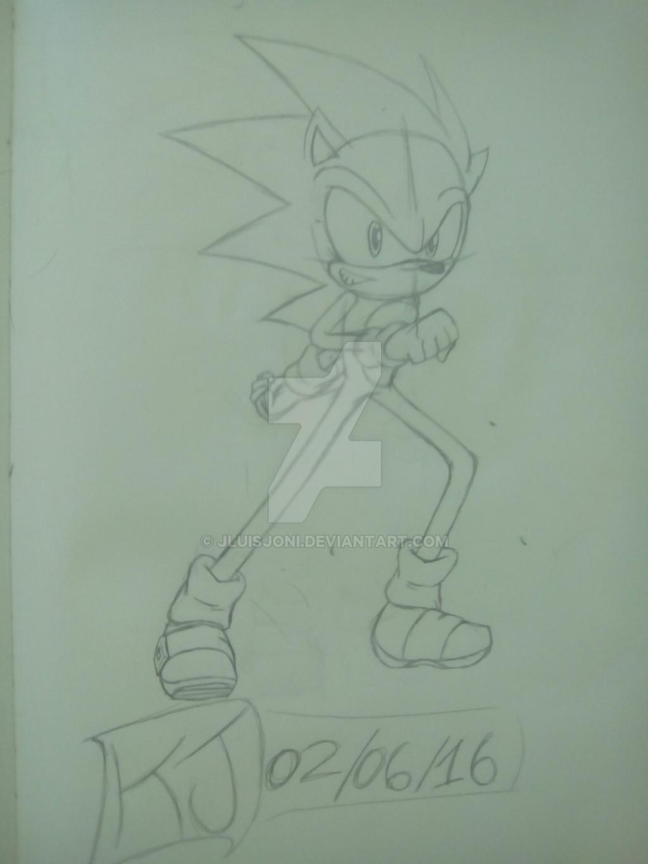 Just Sonic by KuraiJinx