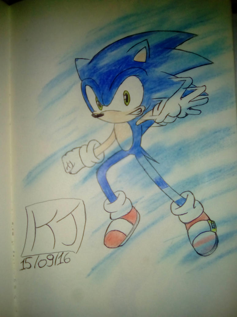 Sonic Wind! by KuraiJinx