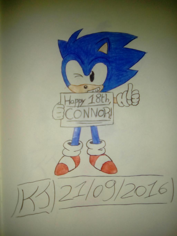 Happy B-Day to a special friend. by KuraiJinx