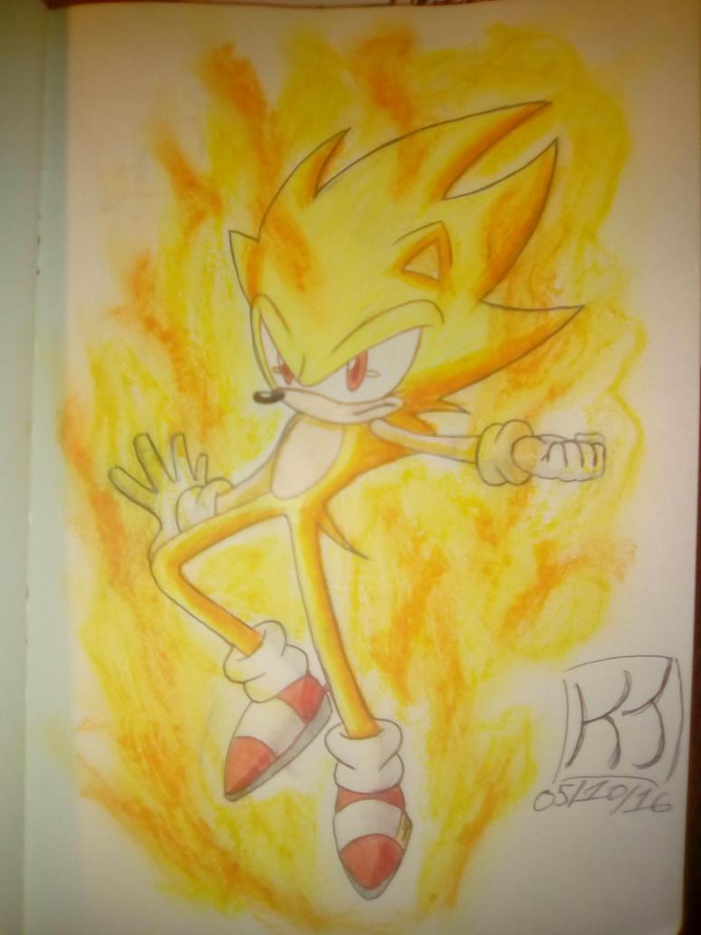 Super Sonic Style! by KuraiJinx
