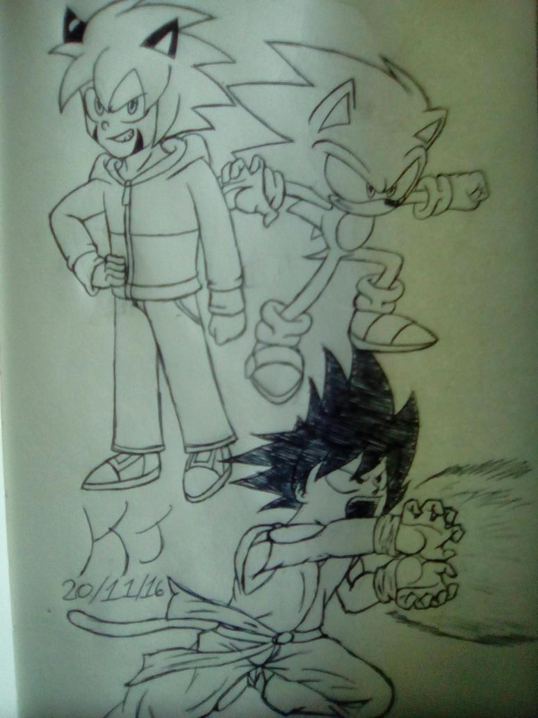 Prototype Animation Character Designs by KuraiJinx