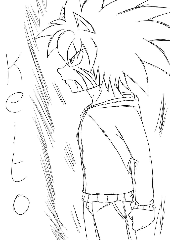 Another Keito Doodle! by KuraiJinx