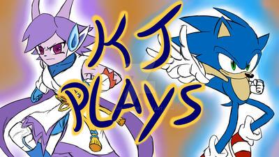 Thumbnail for tomorrow's livestream. by KuraiJinx