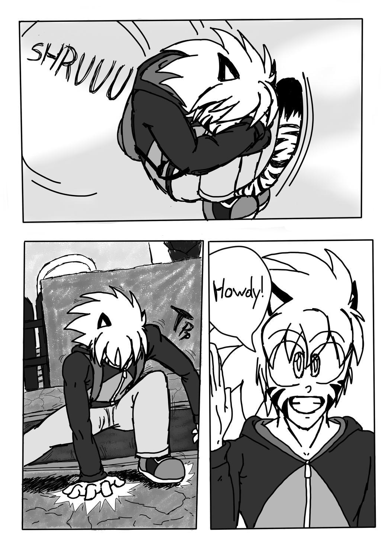 Chapter 1 Page 3 -NEW VERSION by KuraiJinx