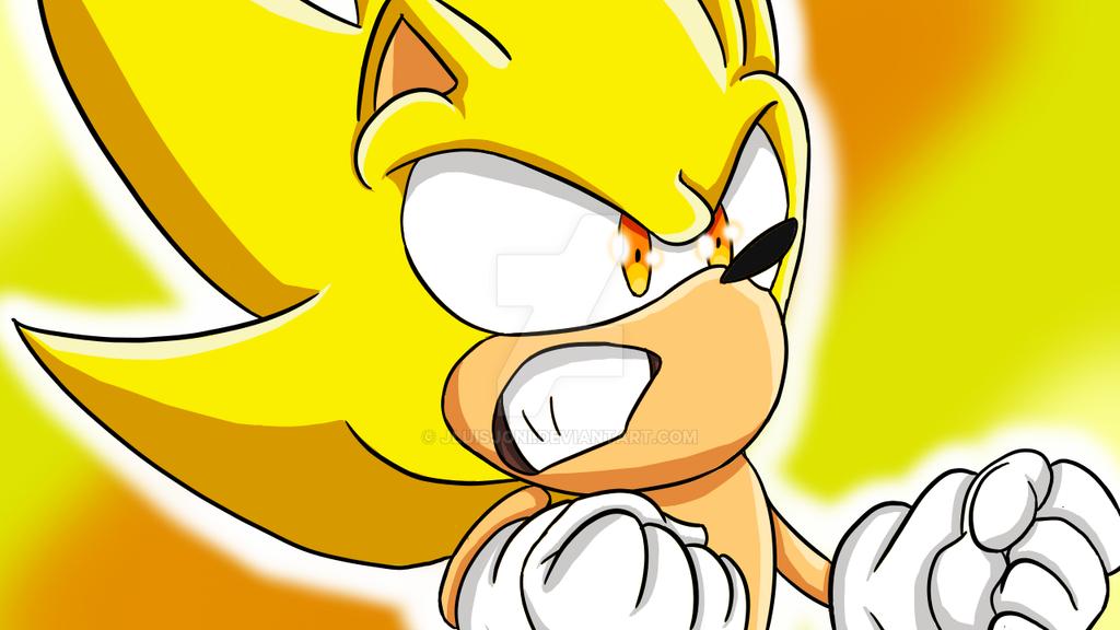 Super Sonic Style! - Ult. Battle Edit Thumbnail by KuraiJinx