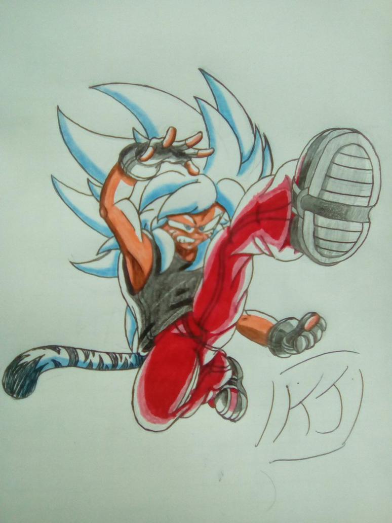 Super Keito!! by KuraiJinx