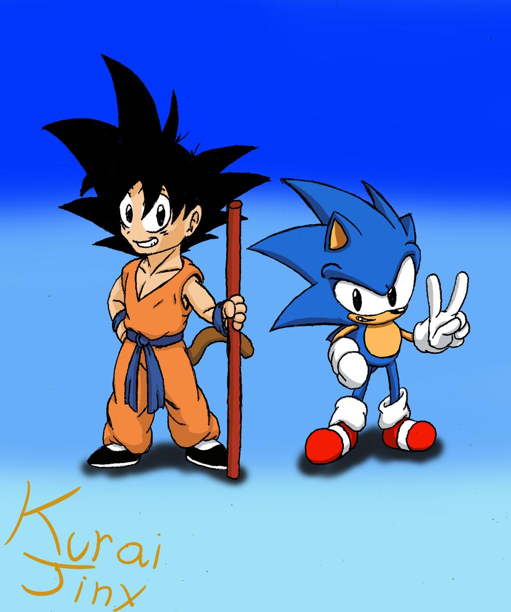 Two Little Big Heroes!! by KuraiJinx