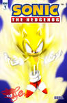 Made Up Sonic The Hedgehog Comic Cover #2