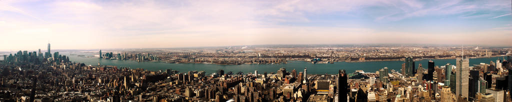 Empire State View by ErinM2000