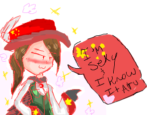 They see me Pimp'en they Hateing ARU! by symphonyb