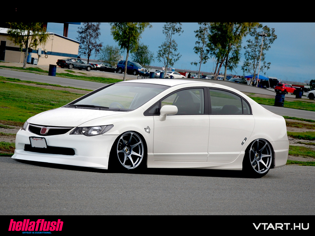 how to mod your civic in a clean look