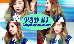 PSD #1 by LinhYul