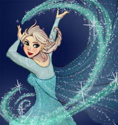 The Snow Queen by Narakyo