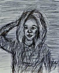 Danyka, Speed Drawing. by SNTDJF