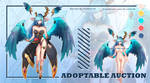 [AUCTION] ADOPTABLE #1 (OPEN) by Pixel0104