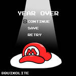 The Year is Over for Mario