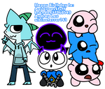A Four-In-One Birthday