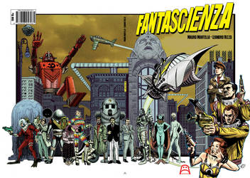 Fantascienza by Leriz