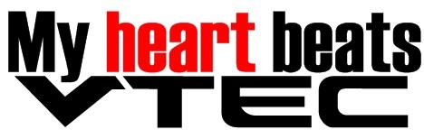 My heart beats Vtec by altaiz