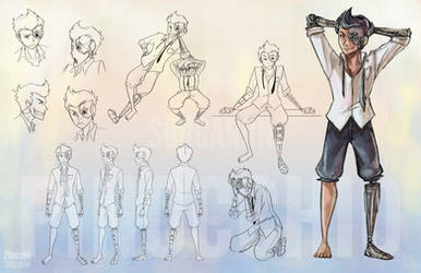 Pinocchio [Character Design]