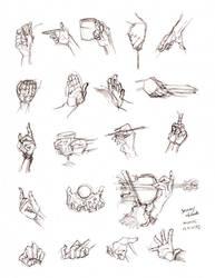 Hands pt. C by Sorcaron