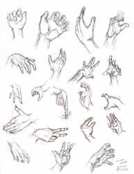 Hands pt. A by Sorcaron