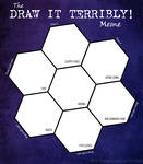 Draw It Terribly! Meme (blank)