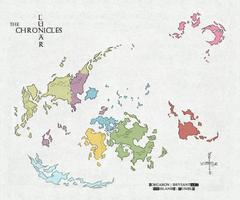 LC - World Map