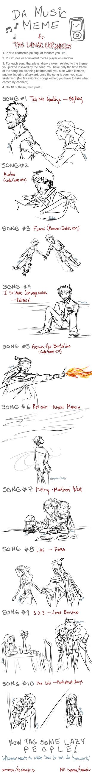 TLC - Music Meme by Sorcaron