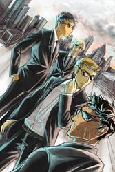 TLC - Men in Black by Sorcaron