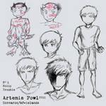 AF - sketches 6