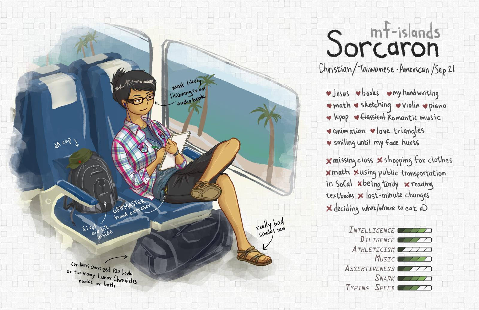 Sorcaron's Profile Picture