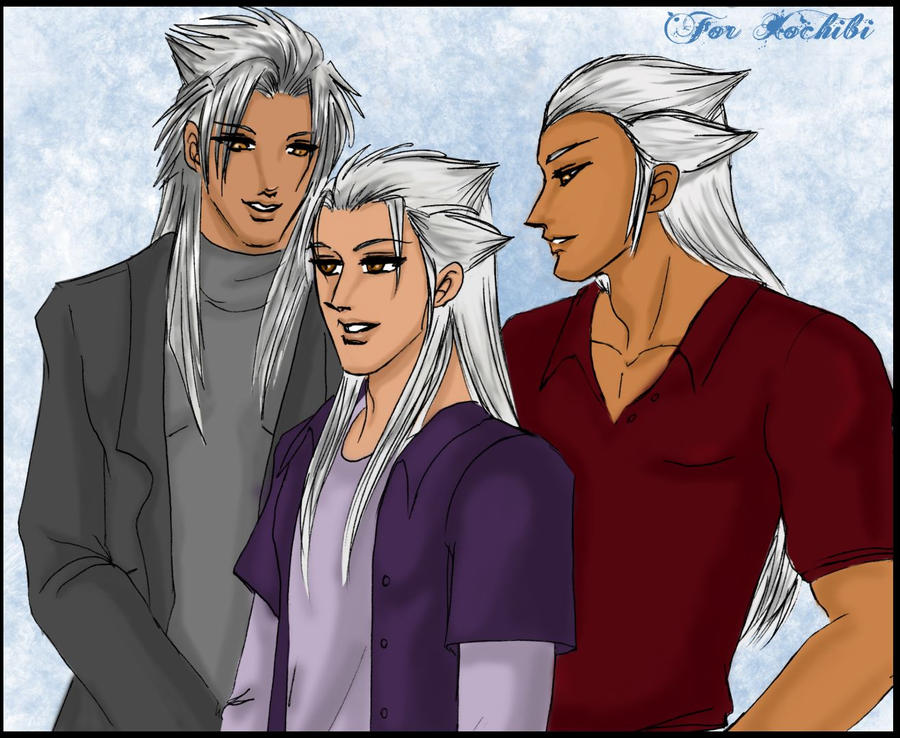 :: XemXehaAnsem for Xochibi :: by lerato