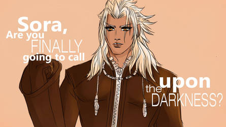 Xemnas on KH3 trailer! by TheIronbirdOfficial