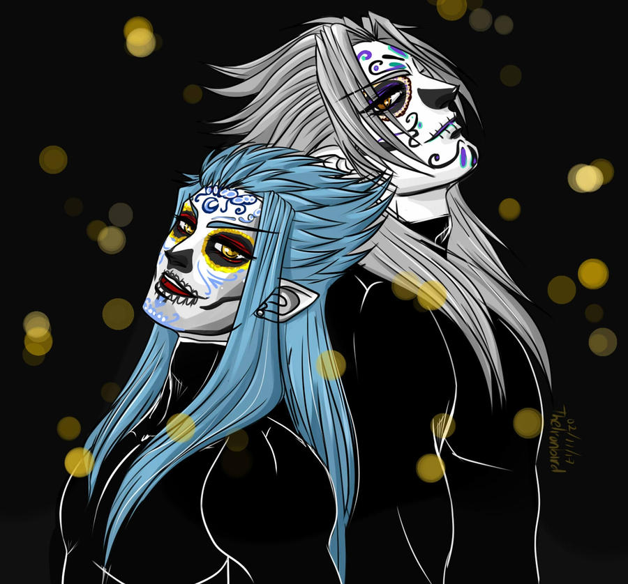 Day of the Dead 2017 by lerato