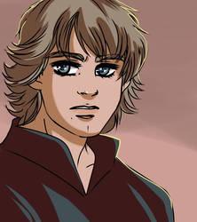 Luke Skywalker...redraw?