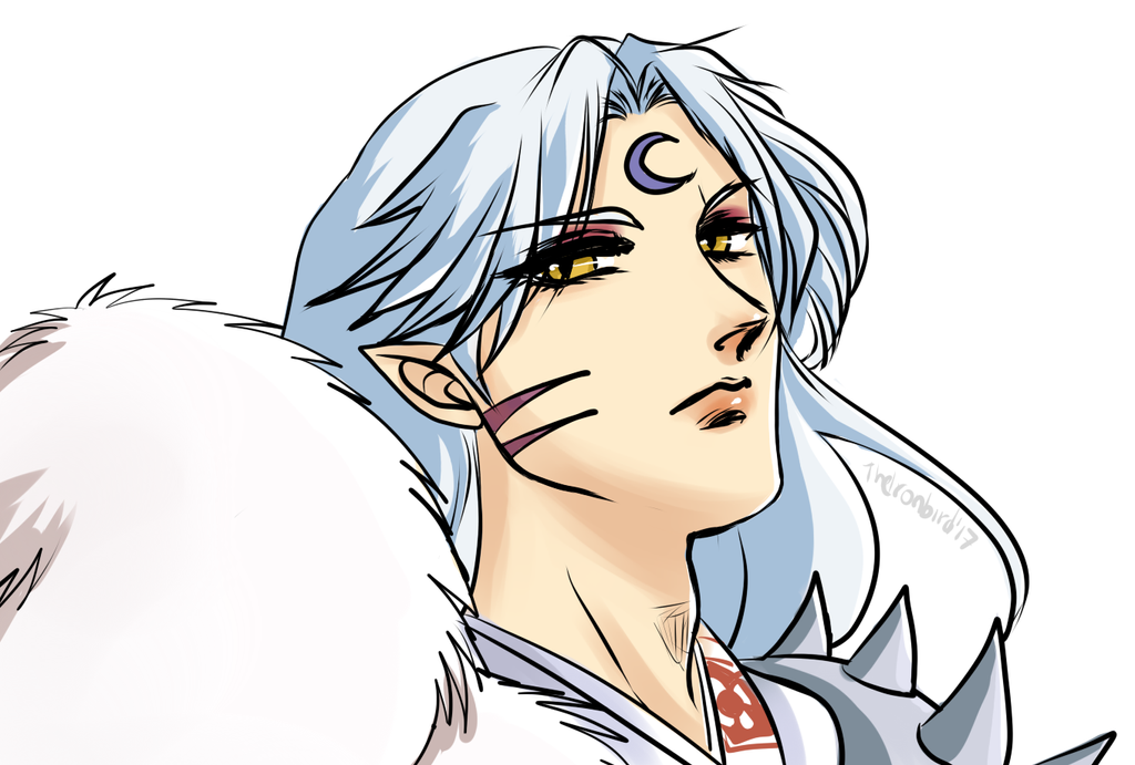 Sesshomaru by lerato