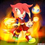 Joyful Fiery -WITH SPEEDPAINT-