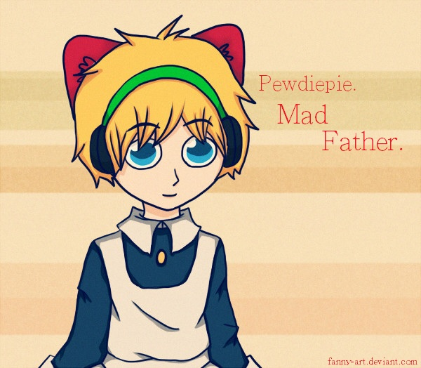 mad father pewdiepie - photo #15