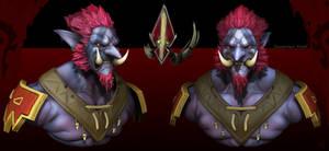 Zandalari troll