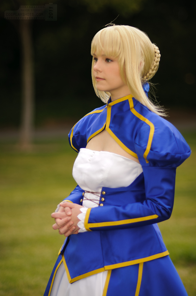 Cosplay - Page 10 Fate_by_maridah-d3hst2u