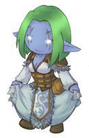 Warcraft - Mini Kathadien by Ghostey